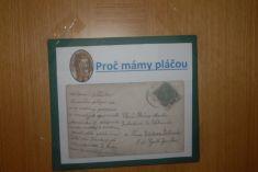 Vernisáž výstavy PROČ MÁMY PLÁČOU 7.6. 2014