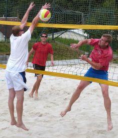 Zručské volejbalové léto 12. 7. 2014