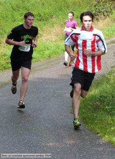 Zručský štafetový maratón  30. 8. 2014