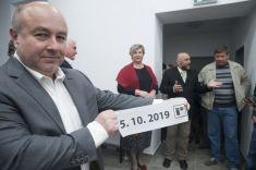 Otevírání kulturního domu vŽelivci 5.10. 2019