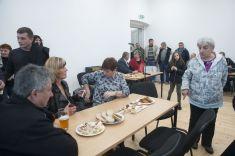 Otevírání kulturního domu v Želivci 5. 10. 2019