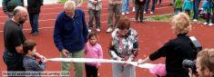 Hřiště pro seniory - slavnostní otevření  3. 9. 2014
