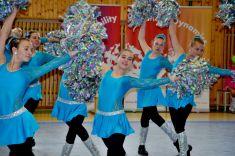 Mistrovství ČR v mažoretkovém sportu 12. 4. 2015