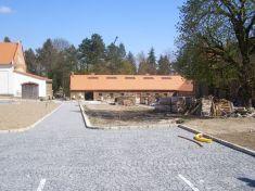 Rekonstrukce - Zručský dvůr - 22. 4. 2015