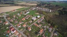 Letecké snímky Zruč nad Sázavou 25. 4. 2015