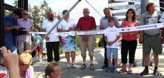 Rozhledna Babka slavnostní otevírání 16. 7. 2015