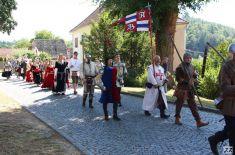 XV. Historické slavnosti 1. 8. 2015