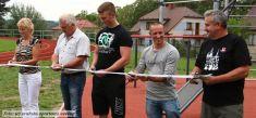 Zručský workout - slavnostní otevírání 3. 9. 2015