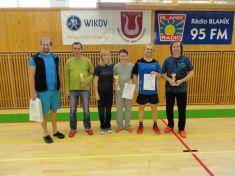 Badminton cup - 24. 10. 2015