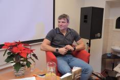 Křeslo pro hosta - MUDr. Tomáš Šebek
