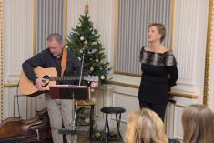 Diogenes - vánoční koncert 13. 12. 2012