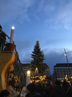 Advent v Drážďanech 7. 12. 2019