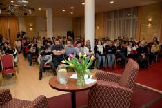 Křeslo pro hosta s Petrem Čtvrtníčkem 12. 2. 2020
