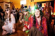 Hippies zábava 15042017
