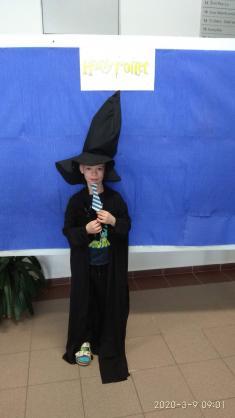 Jarní příměstský tábor - Škola čar a kouzel aneb Harry Potter slaví 20 let.