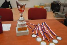 Turnaj v Zatre - 7. 3. 2020