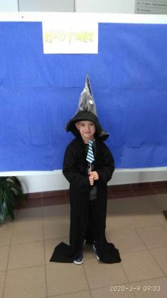 Jarní příměstský tábor - Škola čar a kouzel aneb Harry Potter slaví 20 let 9. - 13. 3. 2020