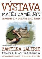 Výstava - Matěj Zámečník