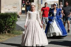 XX. Historické slavnosti aneb 400 let od bitvy na Bílé Hoře 1. 8. 2020