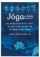 Jóga s Aditi