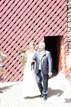 Svatební obřad - Kolowratská věž