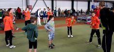Velikonoční hala Jablonec n. N., účast 11zručských atletů, 2016