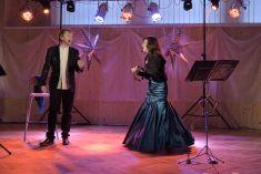 Adventní koncert 18.11.2017 - Klub Panenky